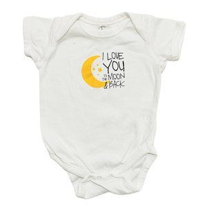 Rabbit Skins Love You To The Moon And Back Onesie
